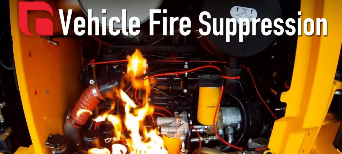Vehicle Fire Systems : General hella sound